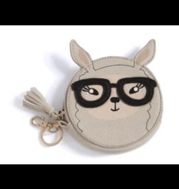 Shiraleah Gigi Llama coin pouch
