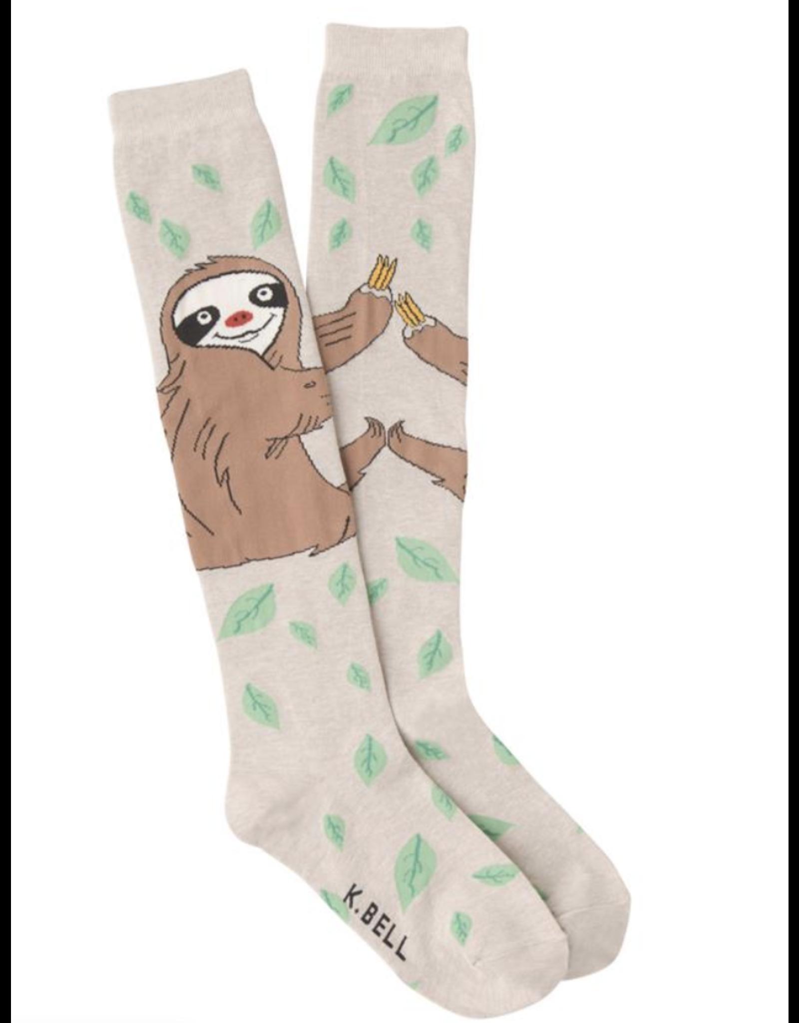 Hot Sox Sloth Knee High