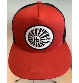 Details Hb Flat Brim Hat