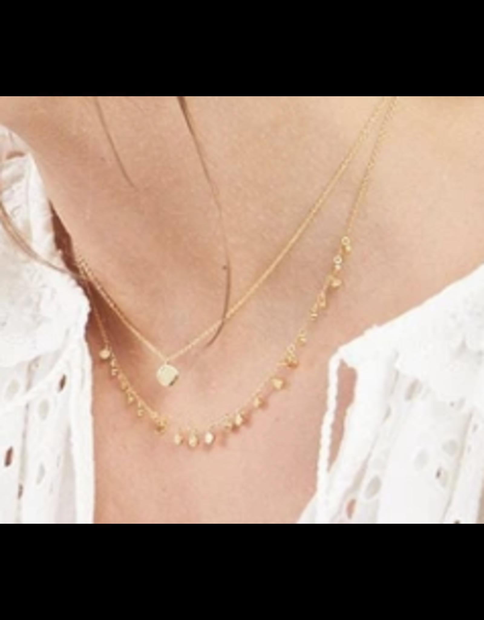 Gorjana Chloe Charm Necklace