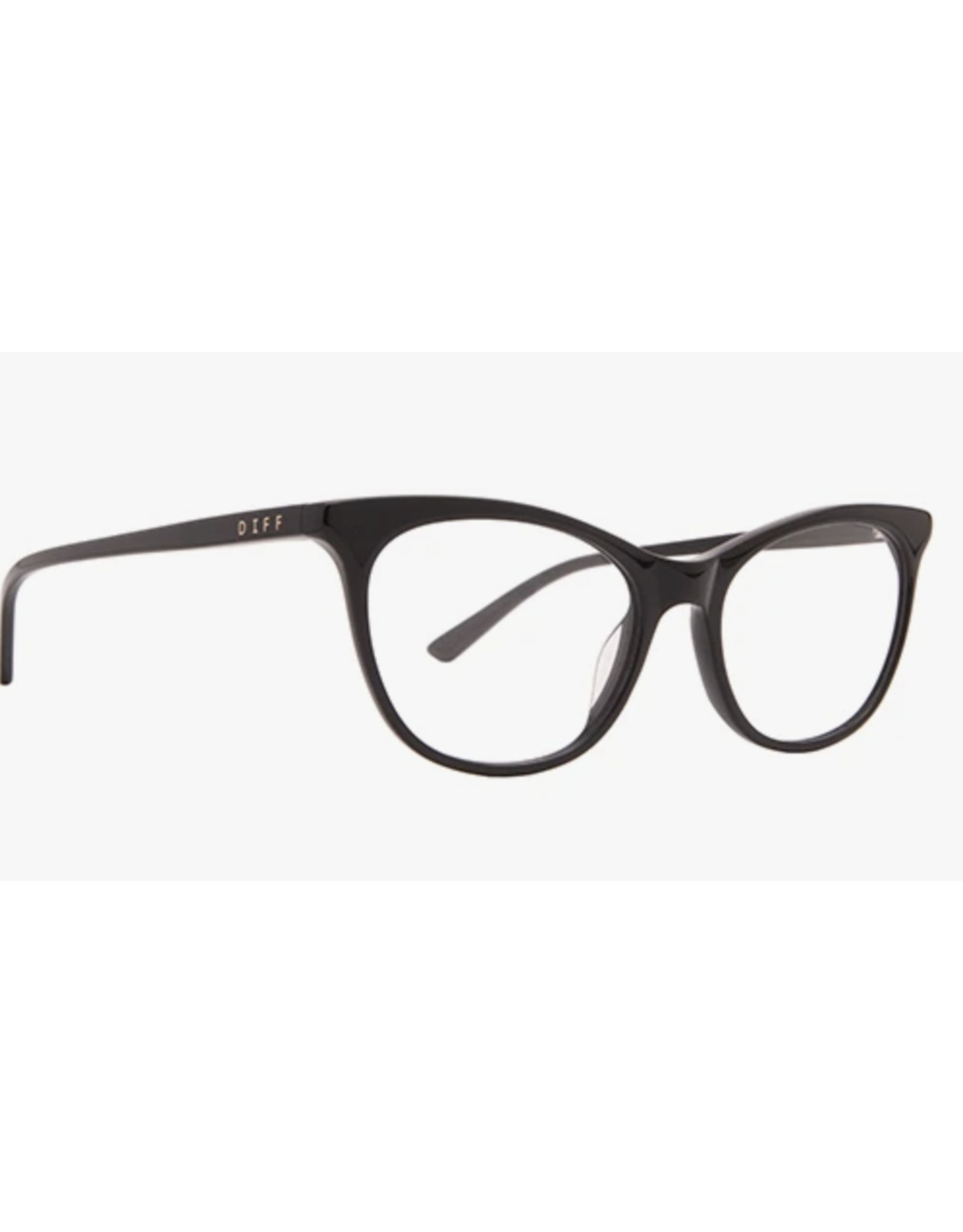 Diff Eyewear Jade Blue Light