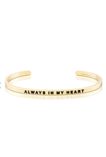 Mantrabands Always in my heart