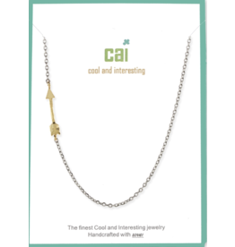 Cai Sideways Necklace