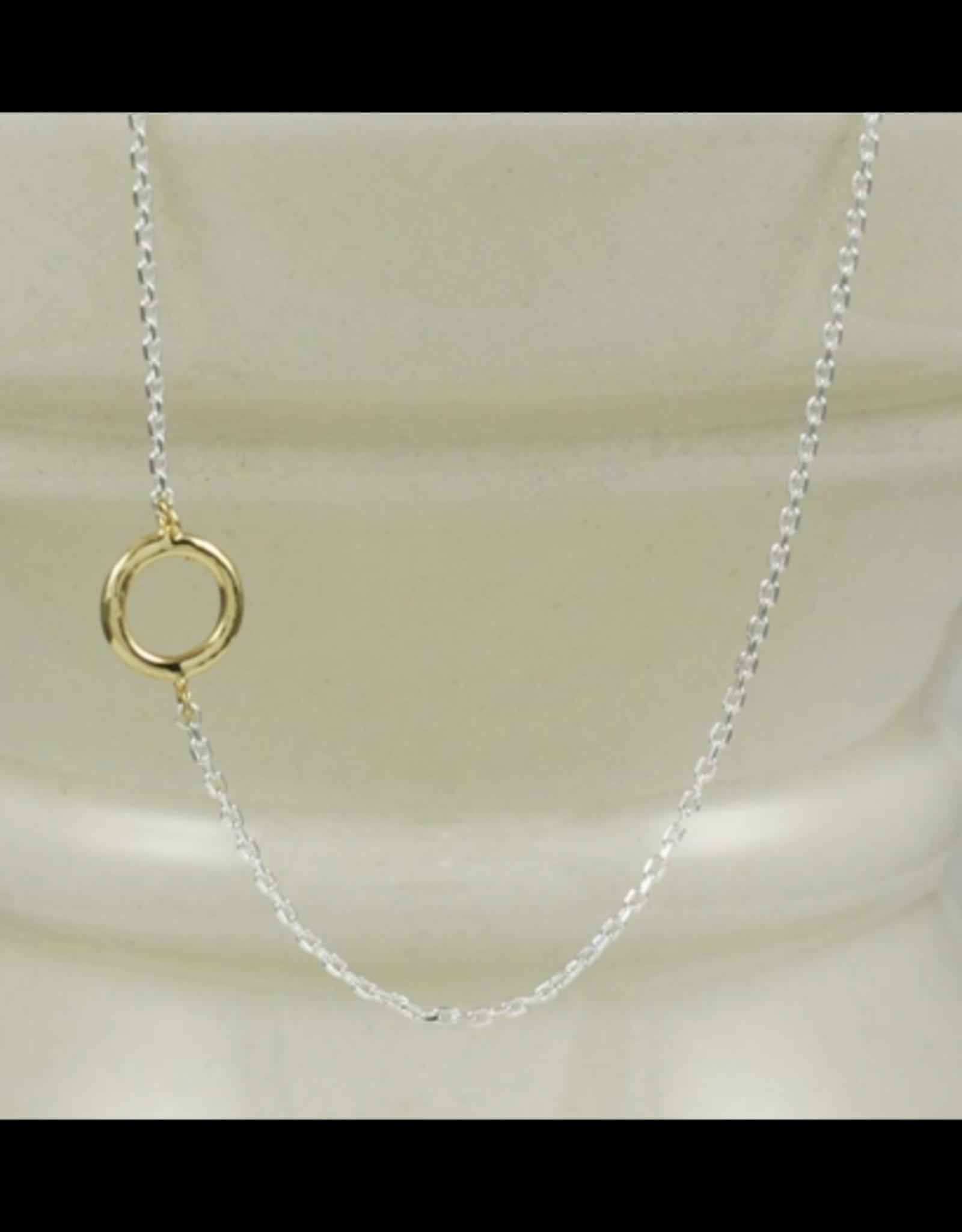 Cai Sideways Necklace