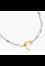 Gorjana Parker Gemstone Necklace