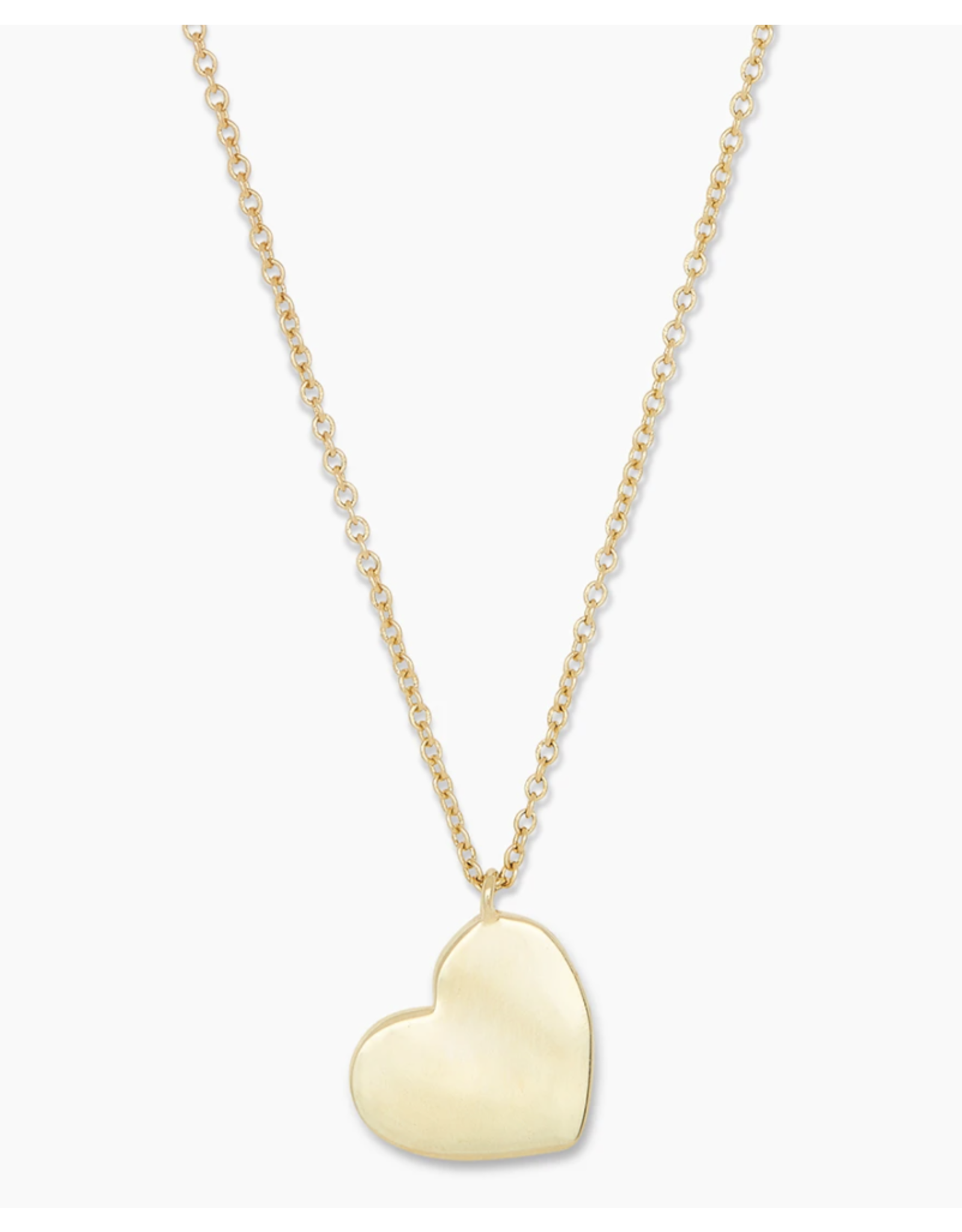 Gorjana Be Spoken Heart Necklace