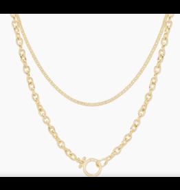 Gorjana Wilder Wrap Necklace