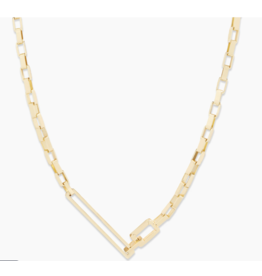 Gorjana Nico Link Necklace