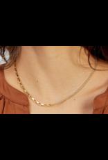 Gorjana Dylan Rope Necklace