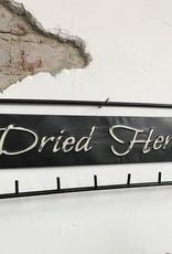 Dried Herbs Rack