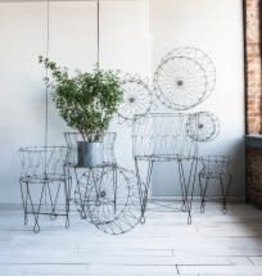 """Folding Plant Stand/small 23 """""""