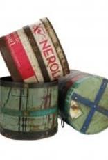 iron buckets