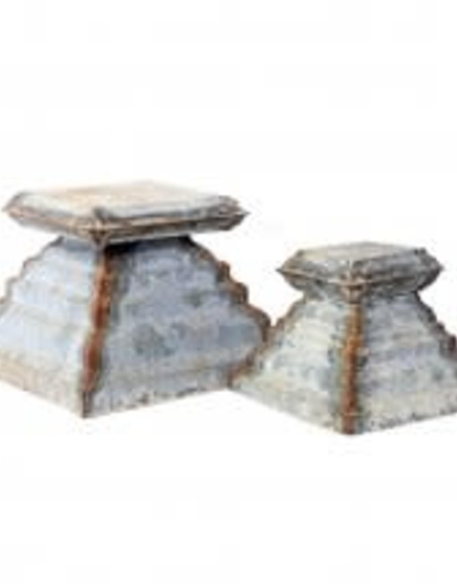 zinc riser/lg