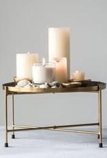 Enamel Tray Pedestal
