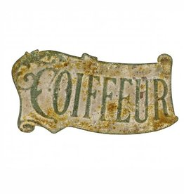 coiffeur sign