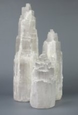 blue ocean traders selenite tower lamp medium