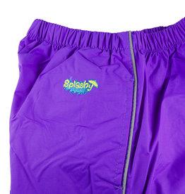 Splashy Girls/9-10/splashpant/purple
