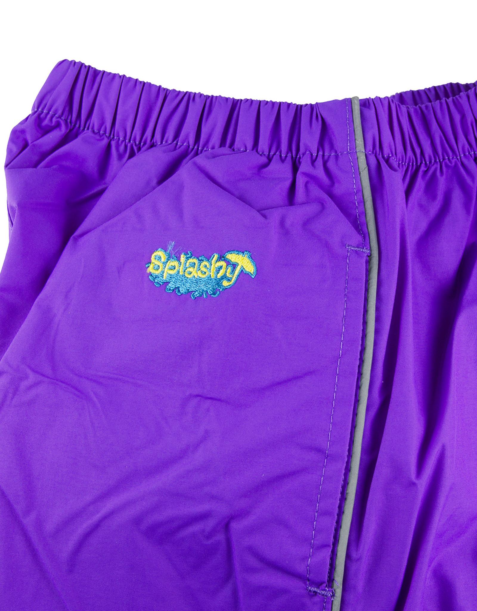 Splashy Girls/2T/splashpant/purple