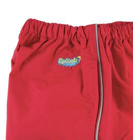 Splashy Boys/2T/splashpant/red