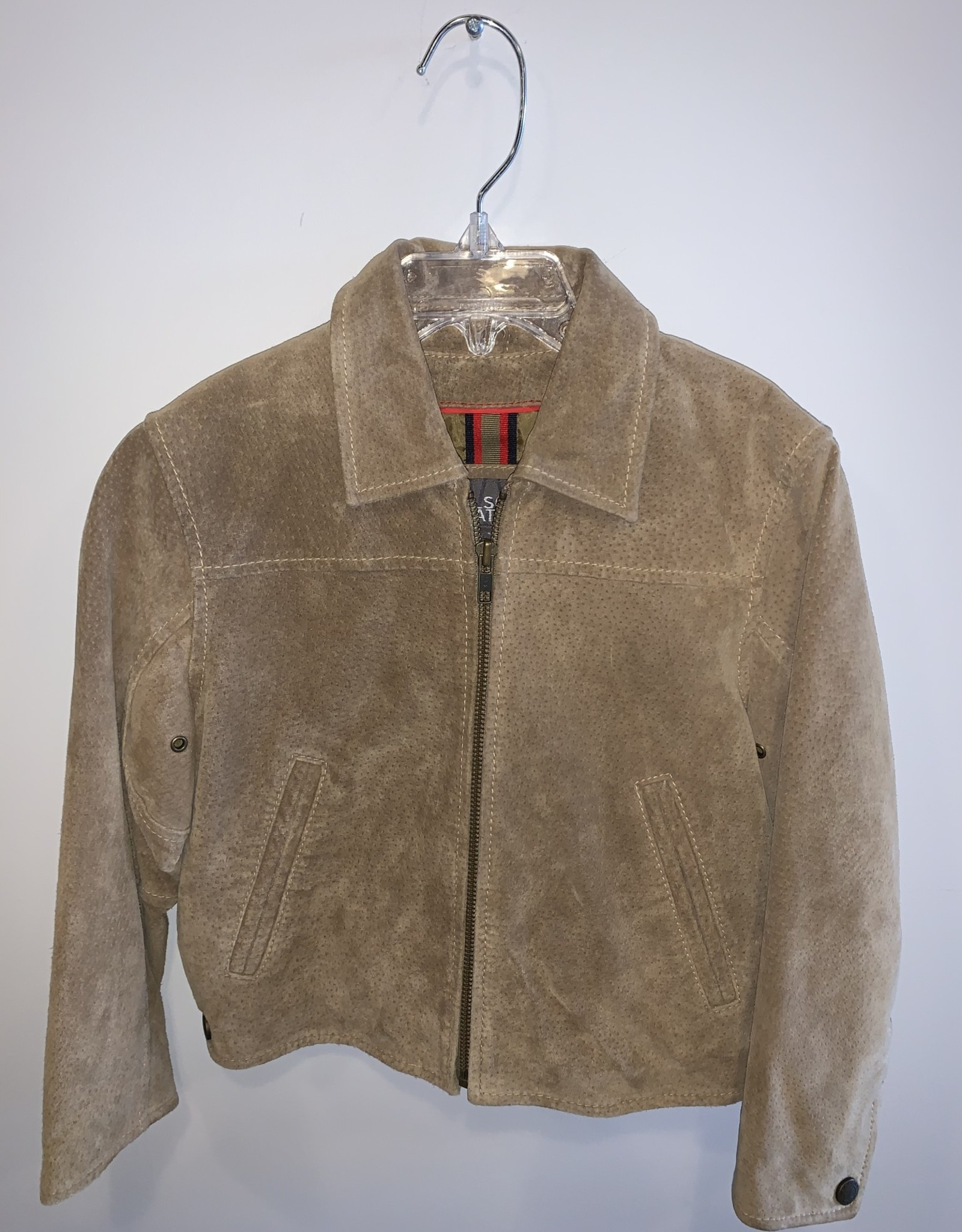 Off Brand Boys/5T/Off/Jacket
