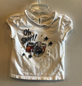 Tommy Hilfiger Girls/5T/Tommy/Shirt