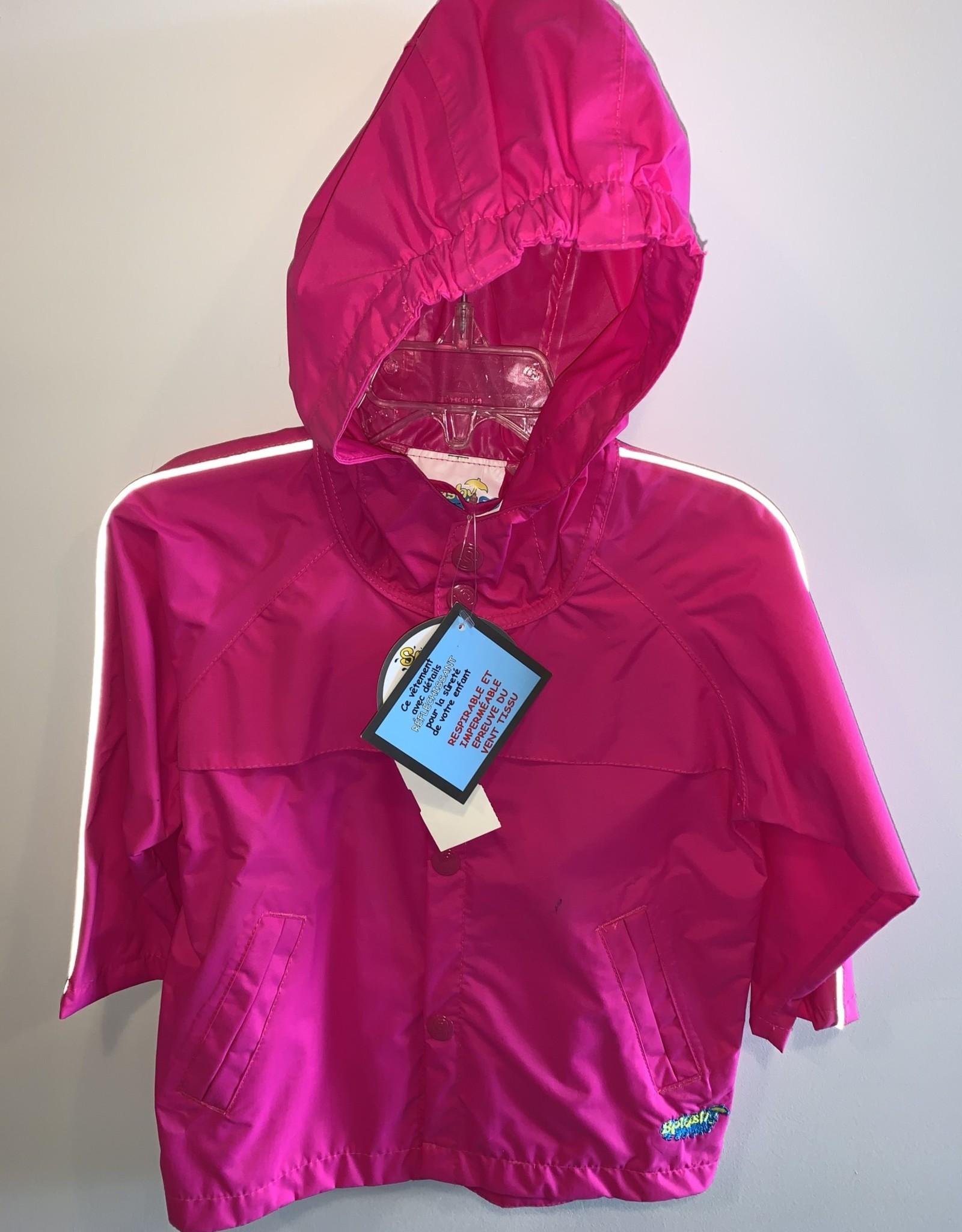 Splashy Girls/2T/Jacket/Pink