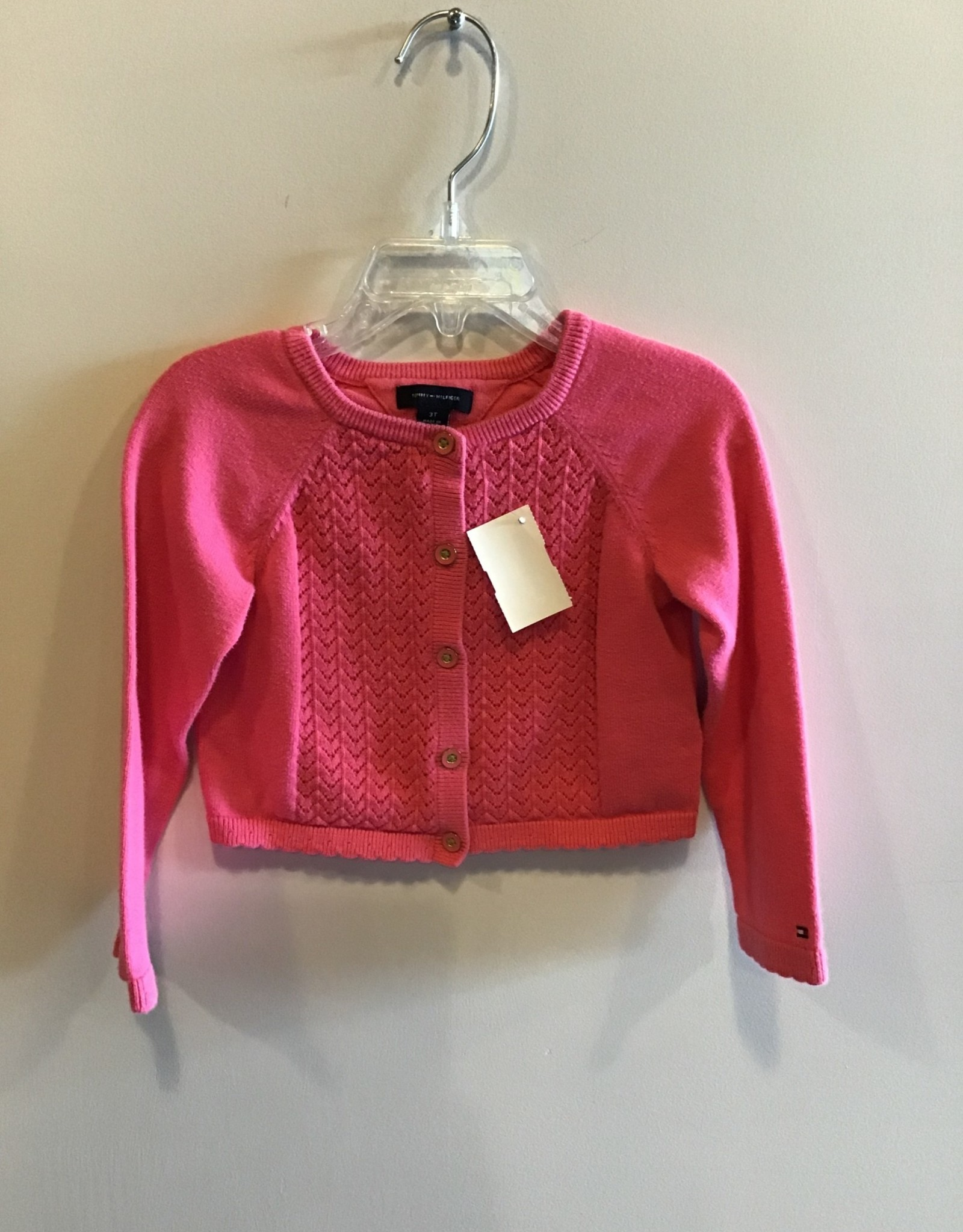 Tommy Hilfiger Girls/3T/Tommy/Sweater