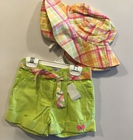 Gymboree Girls/3T/Gymboree/Shorts&Hat