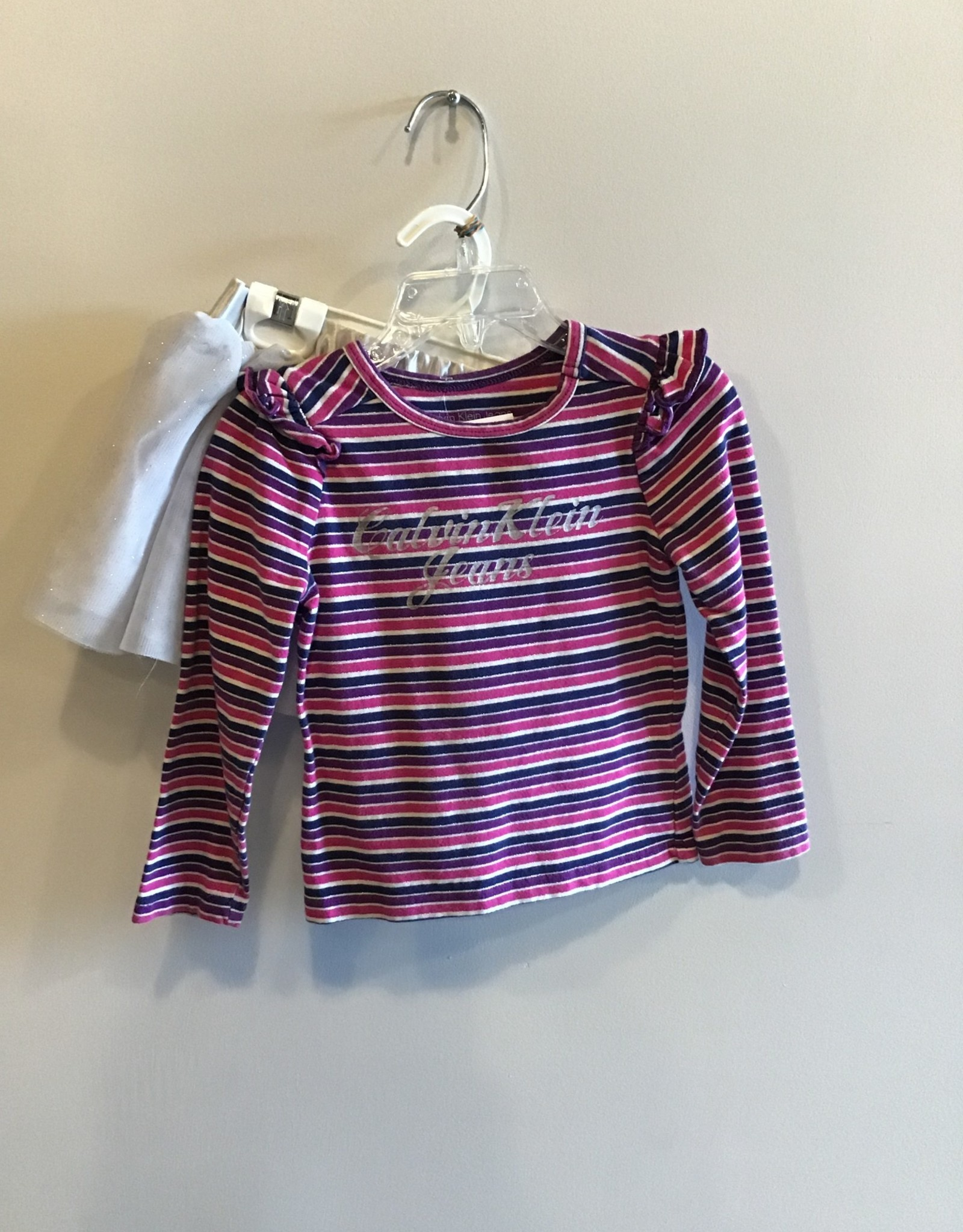 Calvin Klein Girls/2T/Calvin/2pc