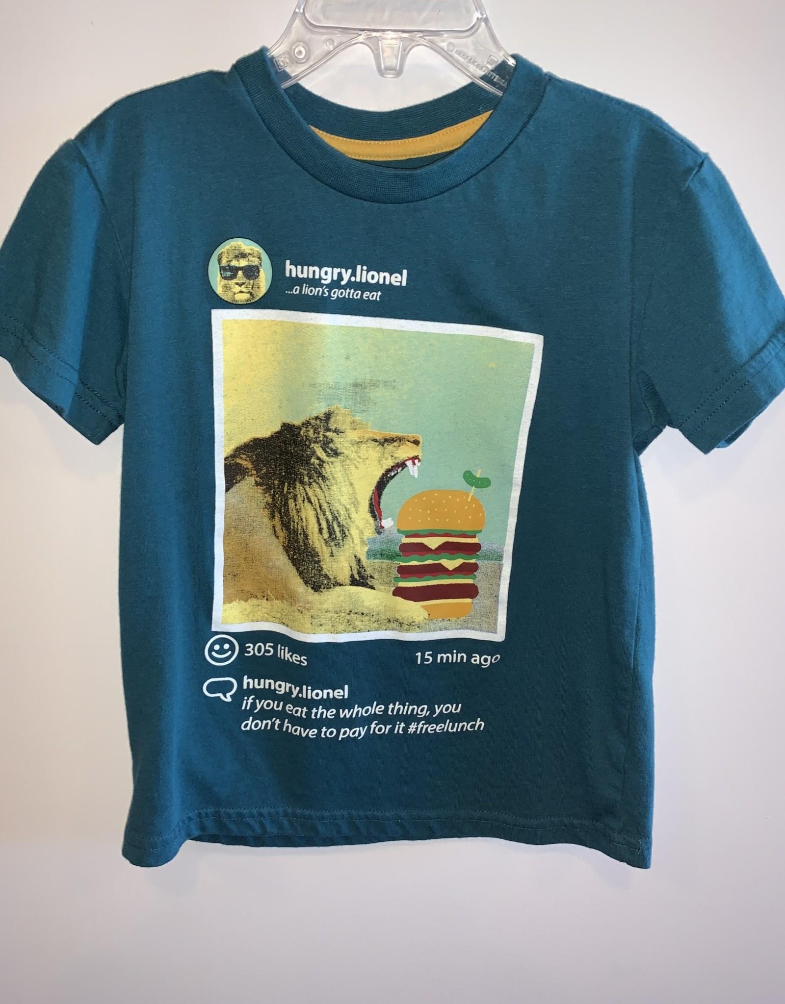 Off Brand Boys/4T/Off/Shirt