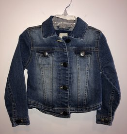 Nevada Girls/4T/Nevada/JeanJacket