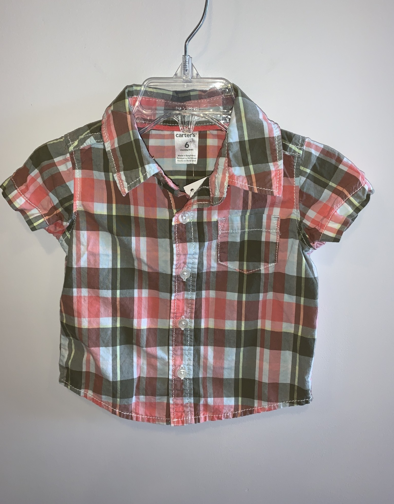 Carter's Boys/3-6/Carters/Shirt