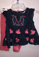 Juicy Couture Girls/3-6/Juicy/2pc