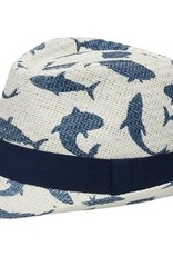 Flap Jacks Flap Jacks Fedora Shark