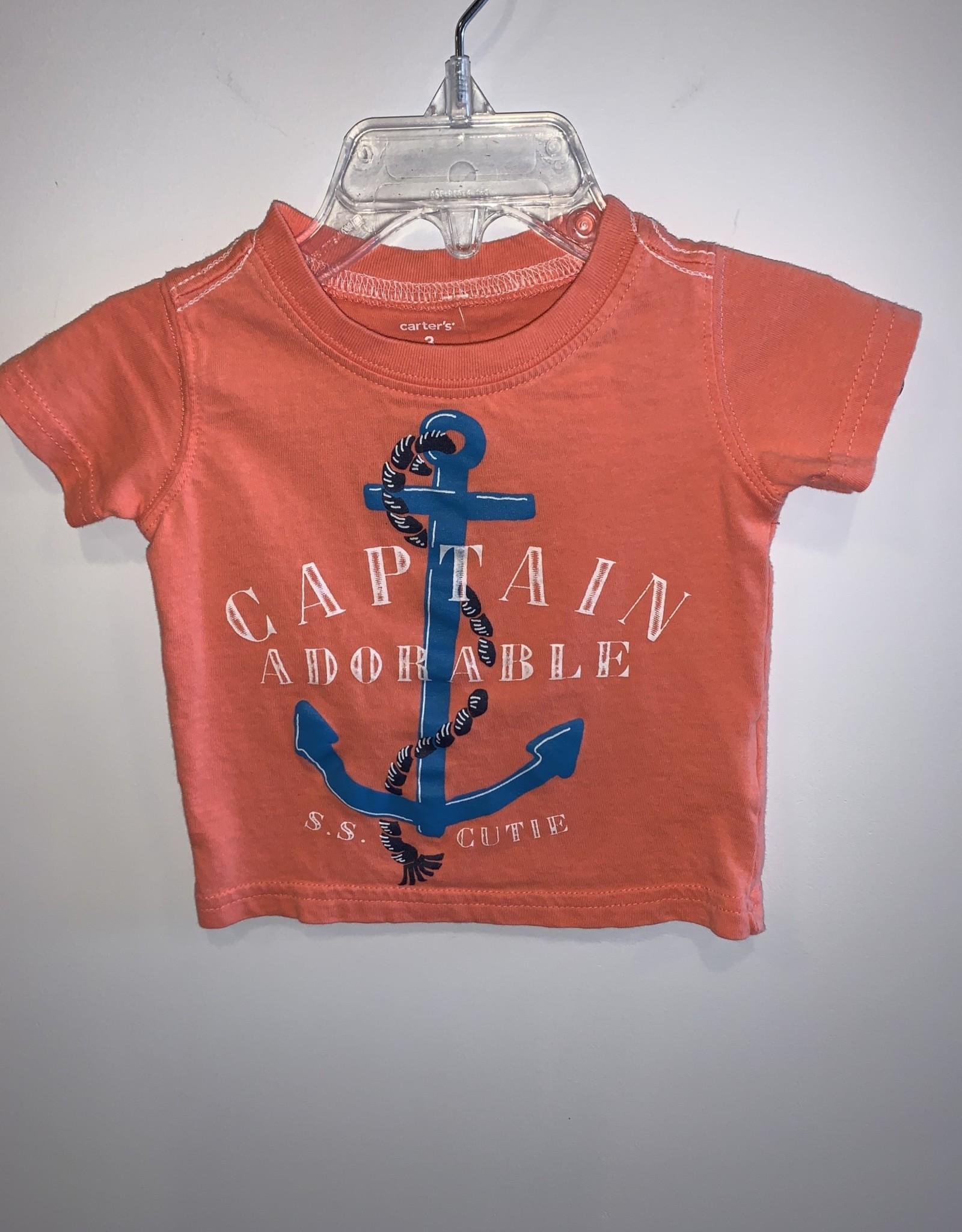 Carter's Boys/0-3/Carters/Shirt