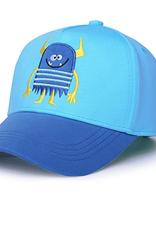Flap Jacks Flap Jacks Kids Cap - Blue Monster