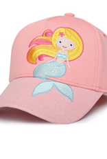 Flap Jacks Flap Jacks Kids Caps - Mermaid