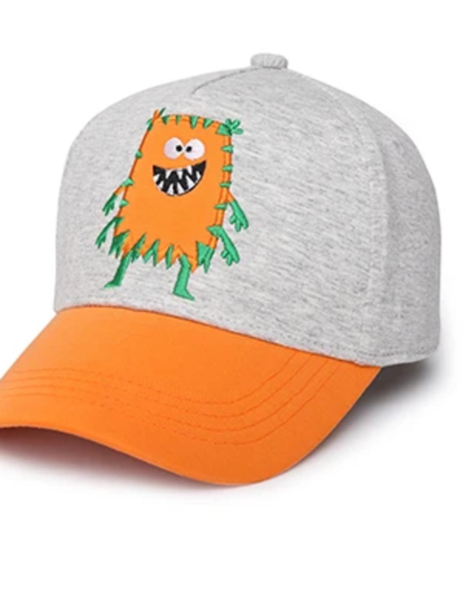 Flap Jacks Flap Jacks Kids Caps - Orange Monster