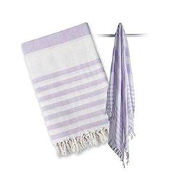 Lulujo LuluJo Turkish Towel Purple