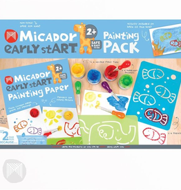 Micador Micador - Early Start Painting Pack