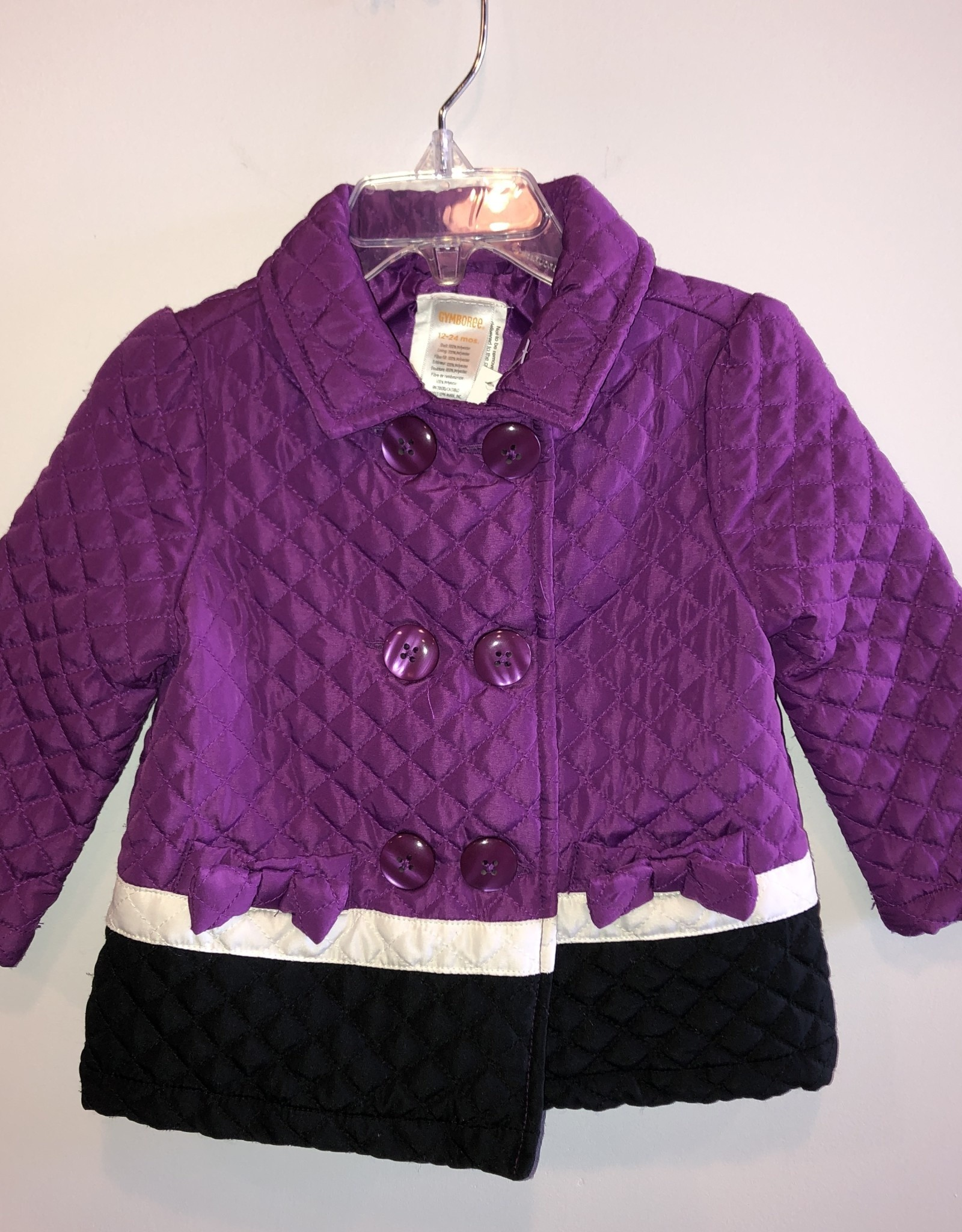 Gymboree Girls/12-24/Gymboree/Jacket