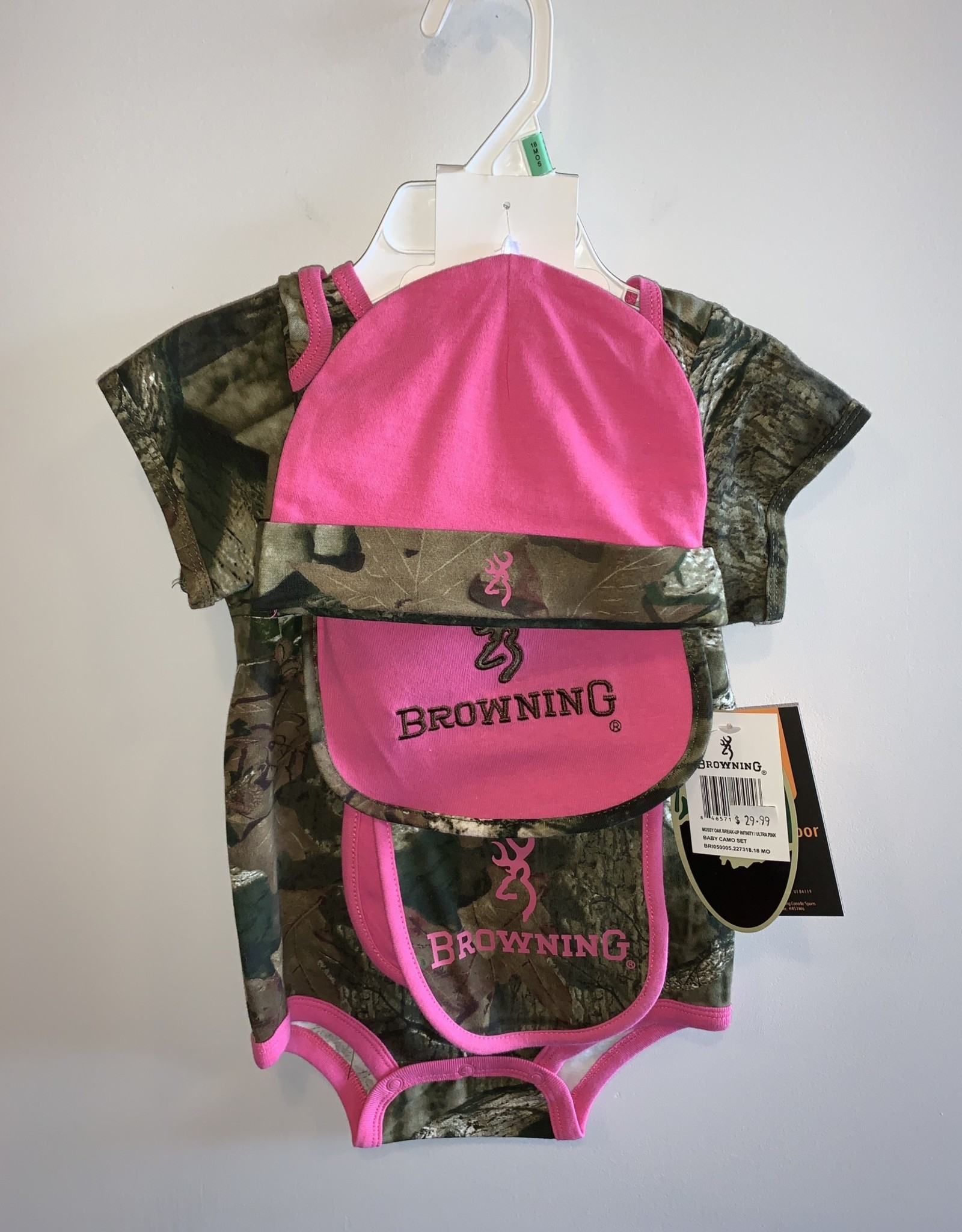 Browning Girls/12-18/Browning/4PC