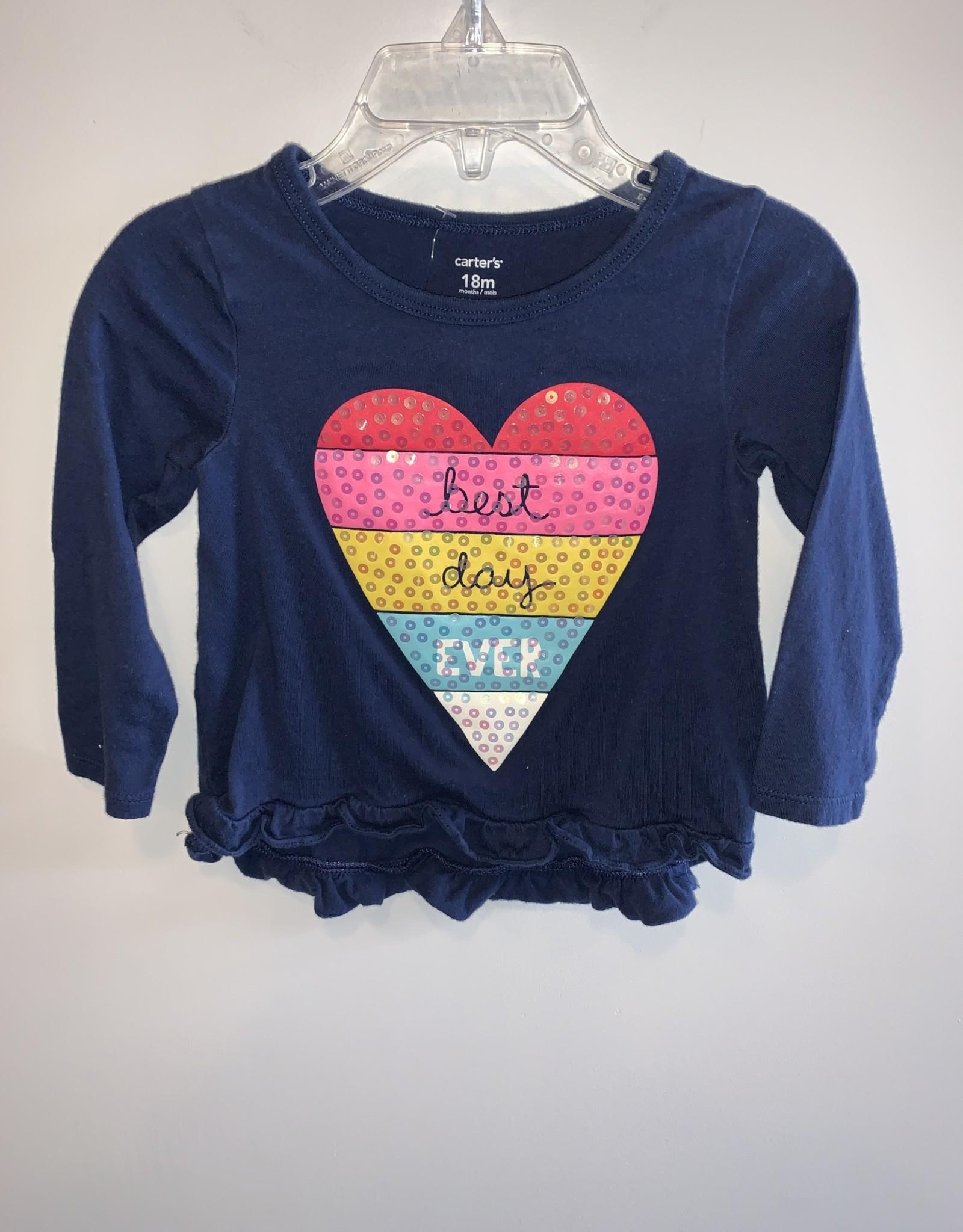 Carter's Girls/12-18/Carters/Shirt