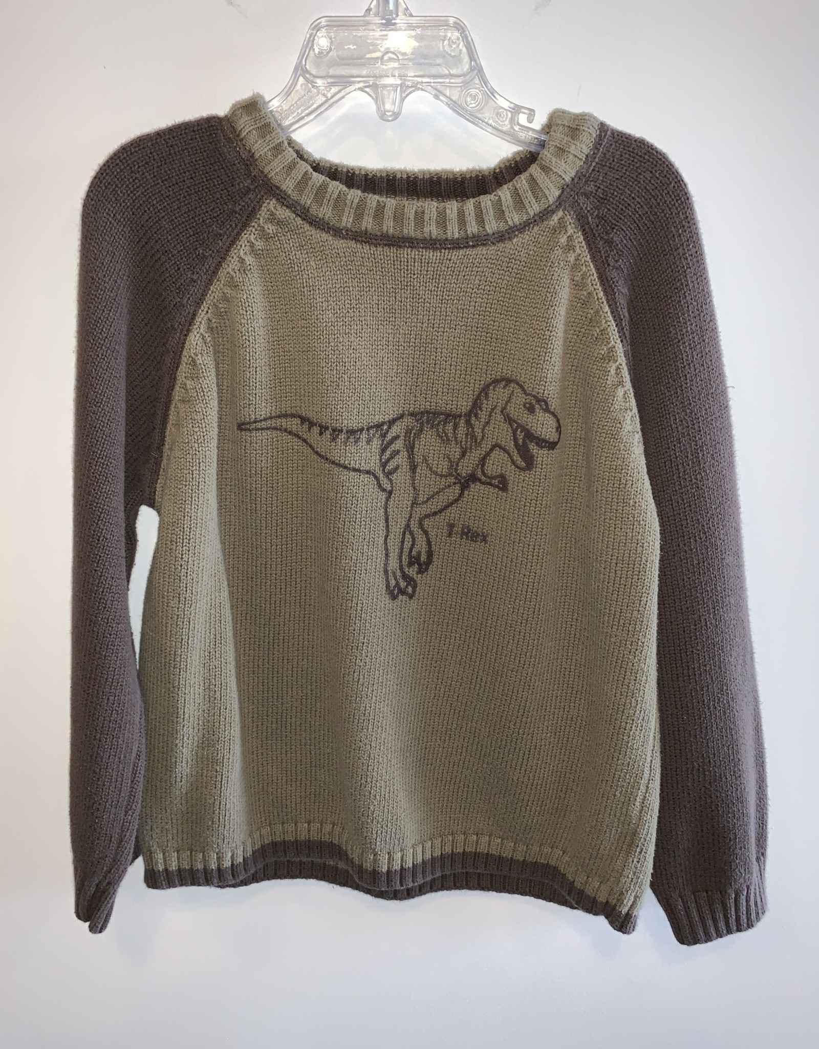 Off Brand Boys/5T/Off/Sweater