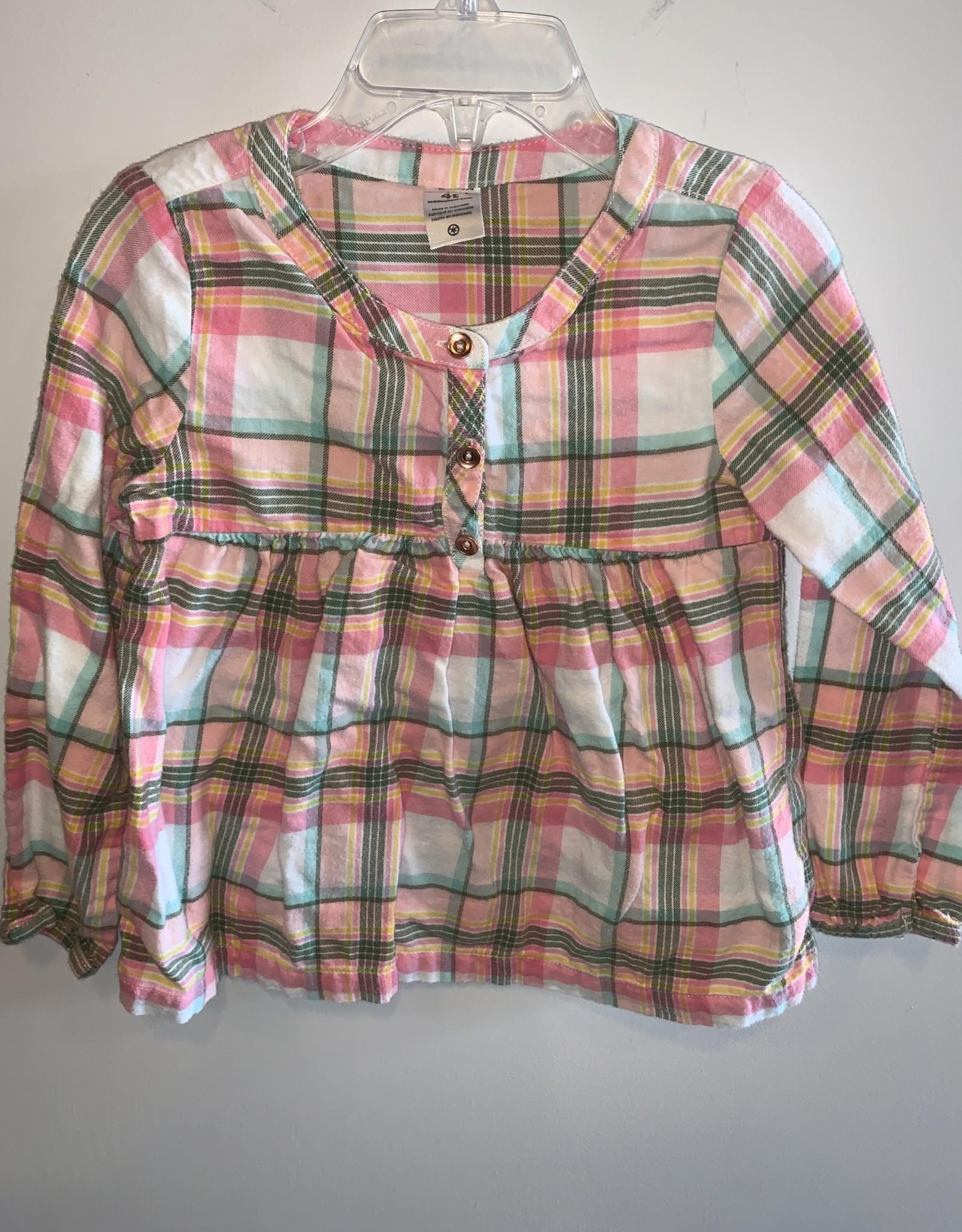 Carter's Girls/4T/Carters/Shirt