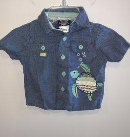 Off Brand Boys/3-6/Off/Shirt