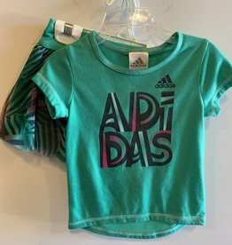 Adidas Girls/2T/Adidas/2pc