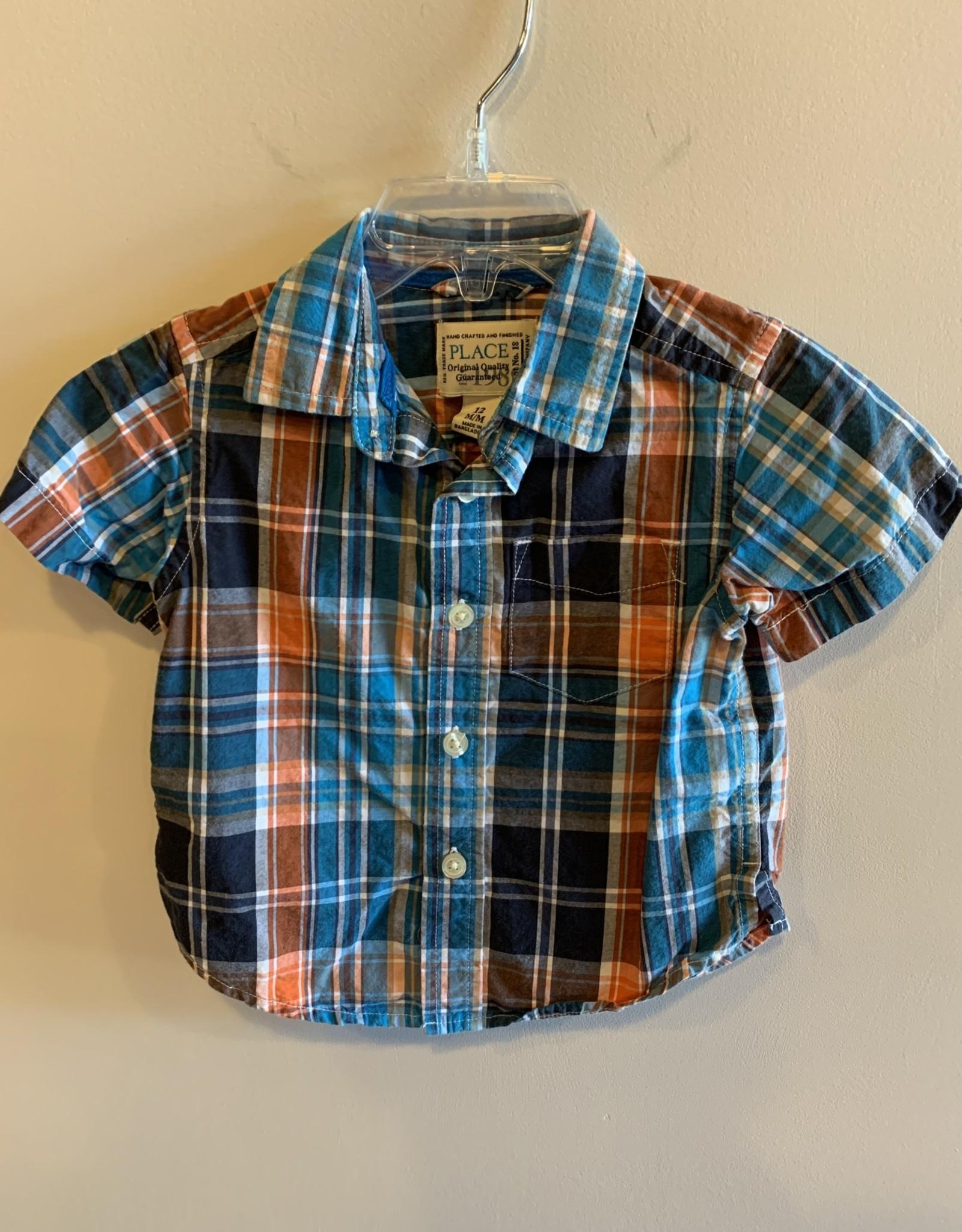 Children's Place Boys/9-12/Place/Shirt