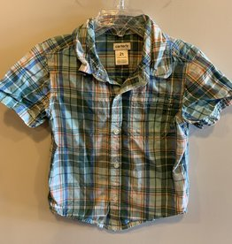 Boys/2T/Carters/Shirt