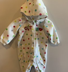 Carter's Girls/3-6/Carters/Coveralls